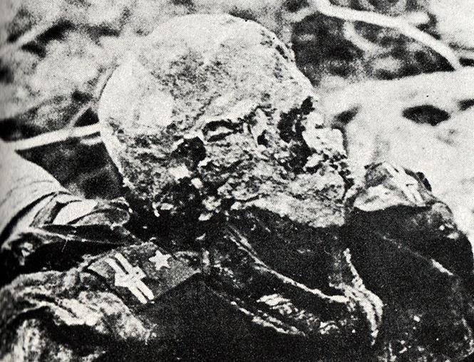 Stalin gav order om katyn massakern